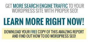 SEO WordPress Blogg