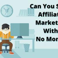 affiliate marketing income