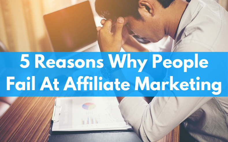 how to avoid best affiliate marketing mistakes for dummies