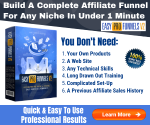 Easy Pro Funnel builder version 2
